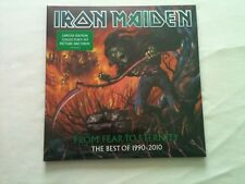 Iron Maiden - From Fear To Eternity-The Best Of 1990 - 2010 / 3 Picture LP / NEU