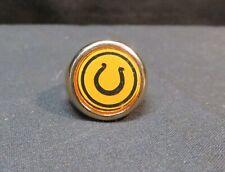 Vintage Colts Adjustable Ring Memorabilia