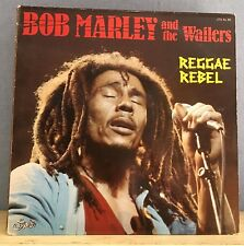 BOB MARLEY & THE WAILERS Reggae Rebel 1981 Vinyl LP EXCELLENT CONDITION best B