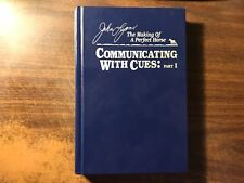 Communicating with Cues: Part I by John Lyons Hardcover 1998