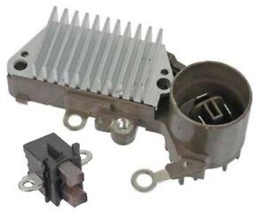 Lichtmaschinenregler + Kohlehalter Denso Honda 31150PD1-004  / 12V   S / IG / L