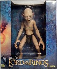 "SMEAGOL The Lord of the Rings Movie 1/4 Scale 8"" inch Action Figure Neca 2012"