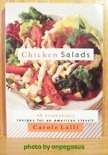 Chicken Salads: 60 Scrumptious Recipes for an Amer