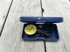 Fowler 52 563 453 Girod Tast Horizontal Dial Test Indicator 02mm Range 0002mm