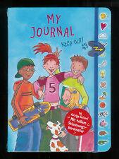 MY JOURNAL - Tagebuch Freundebuch - Stimmungsbarometer