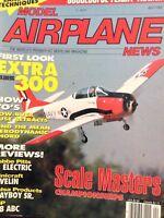 Model Airplane News Magazine Extra Goldberg 300 April 1992 122717nonrh