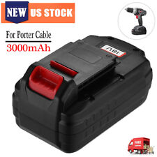 For 18v Porter Cable 18 Volt PC18B 3000mAh Ni-CD NiCad Battery Pack PCMVC PCXMVC