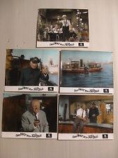 DAS HERZ VON ST. PAULI Aushangfotos Lobbycards HANS ALBERS Hansjörg Felmy 1957