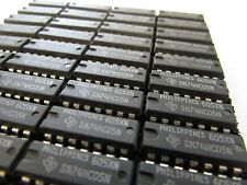 TEXAS INSTRUMENTS SN74HC05N IC Integrated Circuit 14Pin- Lot of 25 Pcs NEW! NOS