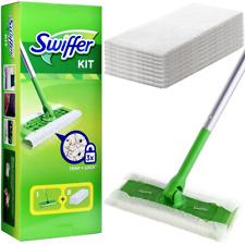 SWIFFER KIT SET Bodenwischer 8 Staubtücher Anti-Staub Haare-Wischer Boden putzen