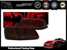 FEUX ARRIERE ENSEMBLE LDVWD6 VW PASSAT B7 2010 2011 2012 2013 2014 RED SMOKE LED