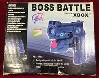 1 x Yobo Boss Battle Light Gun Original Microsoft Xbox NOS!!!