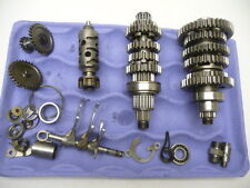 Triumph Speed Triple 955i #6002 Transmission & Misc Gears / Shift Drum & Forks