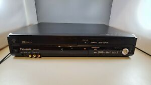 Panasonic DMR-EX99V DVD HDD VHS Recorder VCR with Remote - Great Condition