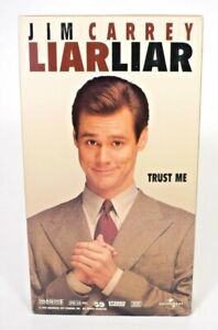 Liar Liar (VHS, 1997) Jim Carrey - Comedy