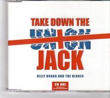 (FK536) Billy Bragg & The Blokes, Take Down The Union Jack - 2002 CD