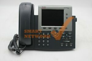 Used Cisco CP-7945G Unified IP Phone 7945G  - No power adapter