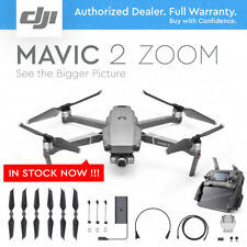 DJI MAVIC 2 ZOOM with 2x Optical ZOOM + Dolly Zoom. 12MP - Brand New!