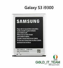 Para Samsung Galaxy S3 i9300 Batería Genuina 2100mAh 3.8V 7.98Whr EB-L1G6LLU