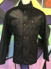 Barbour Sapper wax jacket , BNWT, black, size Small RRP £229