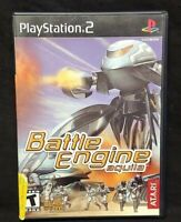 Battle Engine Aquila - PS2 Playstation 2 Game Tested Working