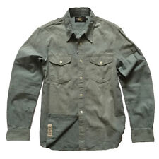 RRL Ralph Lauren Railman Chambray Cotton Shirt RRP $220 SALE!