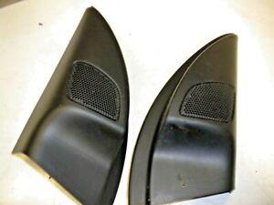 FIAT BRAVO DYNAMIC MK 2  2007 to 2010 Door Mirror covers with tweeters BREAKING
