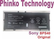 NEW Original Battery for Sony Vaio Flip SVF 15A SVF15N17CXB SVF14NA1UL VGP-BPS40