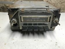 Working Eight Track!  71-75 GM  Impala Chevelle AM RADIO STEREO 8 TRACK PLAYER