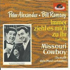 7' P. Alexander/Bill Ramsey > toujours Tire.../MISSOURI Cow-boy (Mule Skinner Blues) <