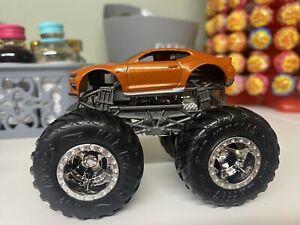 Camaro Monster Truck Hot Wheels