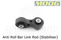 MOOG Rear Axle left or right - Anti Roll Bar Link Rod (Stabiliser) - AU-LS-7376