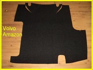Kofferraummatte für  Volvo Amazon P121 P120 P130