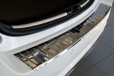 Mazda 6 III Estate depuis 2013 Arrière Protection Pare-chocs Garde Acier foncé brossé