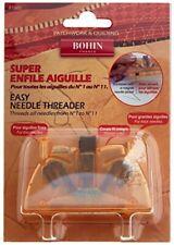 "Bohin Super Automatic Needle Threader, 3""x2""x1.25"" ;"