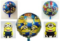 Minions Despicable Me 3 Supershape Helium Mylar Foil Balloons Birthday Party