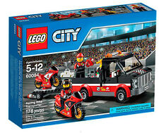 com Instruções Colorido! Novo Lego City Trem//Porta De Garagem De Construção