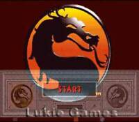 Mortal Kombat II 2 - SNES Super Nintendo Game