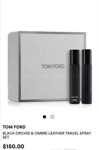 Tom Ford Set - Black Orchid & Ombre Leather $150