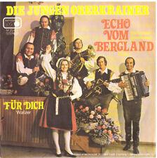 """7"""" Die Jungen Oberkrainer Echo vom Bergland ,VG+ ,Metronome  25.601"""