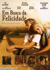 DVD Have Dreams Will Travel [ West Texas Lullaby / Em Busca Da Felicidade ] OOP