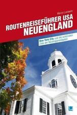 Routenreiseführer USA - Neuengland von Marion Landwehr (2017, Taschenbuch)
