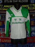 4.5/5 Erima adults M #8 vintage retro football shirt jersey trikot maglia soccer