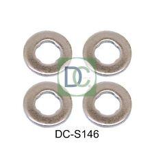 FORD FOCUS II 2.0 TDCi Bosch Diesel Iniettore RONDELLE / Sigilli confezione da 4