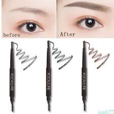 Lápiz de cejas Brow Makeup Cosmetics Waterproof Liner Automatic rotar Cosmetic