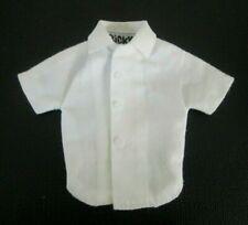 Vintage Barbie: Ricky #1503 Sunday Suit ~ White Short Sleeve Shirt