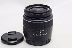 Sony SAL 18-55mm SAM Zoom Lens *Near Mint*