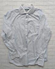 Primark Men's Light Blue Long Sleeve Regular Fit