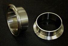 "STAINLESS STEEL WELD FERRULE 5 1/4"" O.D. SANITARY PIPE TUBING 133mm TC-WF-525"
