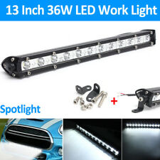 13inch 36W 12LED Work Light Bar Spot Suv Boat Driving Lamp 4WD Offroad DC12-24V